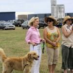 Sandy & Rocky attend the Davis Islands Fest 2012