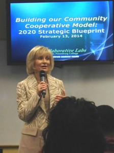 Commissioner Murman was one of many partners participating in the Human Trafficking Collaborative Engagement conference at Collaborative Labs at St. Petersburg College. Partners built a tactical plan to attack human trafficking across Tampa Bay.