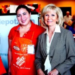 Home Depot was one of the more than 40 employers at Commissioner Murman's South County Job Fair at HCC South Shore Campus. The event was in partnership with the Tampa Bay Workforce Alliance, HCC and Hillsborough County.