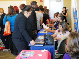 Commissioner Sandy Murman's 2014 South County Job Fair