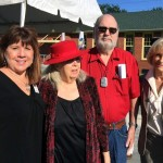 Commissioner Murman helped dedicate the newly renovated Gardenville Schoolhouse in Ruskin.