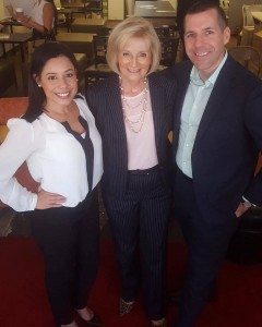 Commissioner Sandy Murman had coffee at Blind Tiger Coffee Co. in Ybor City with Andrew Machota and a number of New Town Connections members that includes millennial entrepreneurs from all over Hillsborough County.