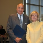 Sandy honors University of Tampa for 80th Anniversary