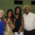 Sandy honors YEA! Middle School Leadership Award recipients