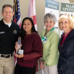 Commissioner Sandy Murman along with Commissioner Kevin Beckner hosted the annual Hillsborough County Neighborhood Conference at HCC's Dale Mabry Campus. On hand to assist was Kelley Parris, Executive Director of the Children's Board of Hillsborough County.