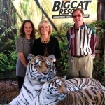Commissioner Sandy Murman and her staff make a site visit to Big Cat Rescue to see first-hand the good work being done by a bevy of volunteers to provide a home for abused and neglected big cats.