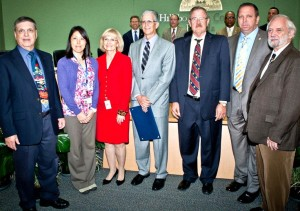 Sandy presented a commendation to GracePoint Management for its collective focus on helping people achieve a healthier life by providing an array of wellness programs in Hillsborough County.