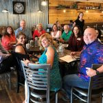 Commissioner Sandy Murman hosted a community coffee event with members of the South Tampa Coalition.