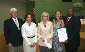 Sandy commends Tampa Bay Pilots for 125 years of service