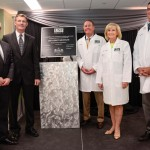 Commissioner Sandy Murman, along with fellow commissioners Ken Hagan and Mark Sharpe, were on hand for the grand opening of the USF Heart Institute Genomics Laboratory.
