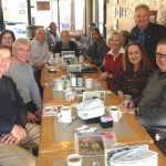 """Commissioner Murman hosts Coffee """"Friendraiser"""" for new USO Tampa Bay at Nola's Second Line Cafe; The new USO is located at Tampa International Airport"""
