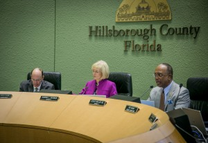 Commissioner Sandy Murman was elected by her fellow commissioners as Chairman of the Hillsborough County Board of County Commissioners.