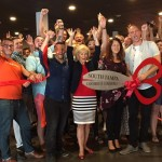 Commissioner Sandy Murman helped welcome Radiant Church at a Ribbon Cutting ceremony with the South Tampa Chamber of Commerce.