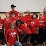 Sandy Murman helped kickoff the 36th Annual Tampa Bay Senior Games sponsored by Hillsborough County, the City of Tampa, and the City of Temple Terrace. Commissioner Murman took a moment at the Barksdale Senior Center to talk with the Town 'n Country Senior Stars.
